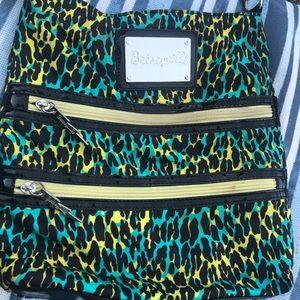 Betsey Johnson 80's style purse